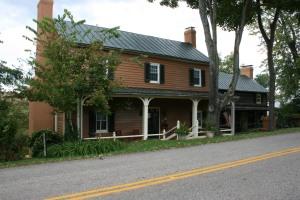 1834 Nicholas Springs Tavern