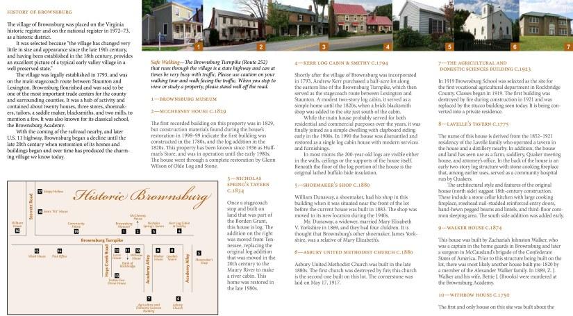 Brochure page 1